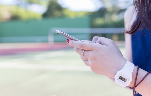 Tennis apps