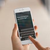 Siri-vragen typen zonder te praten op iPhone, iPad en Mac