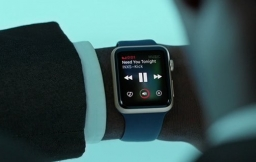 Apple Watch muziek luisteren