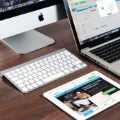 MacBook, iMac en iPad met Google-account
