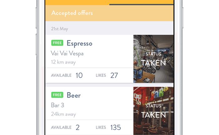Unitiator app voor gebruikers