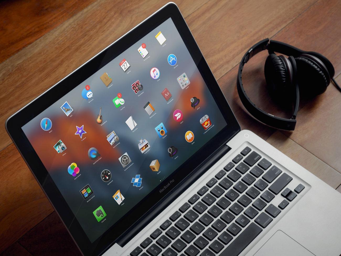 MacBook apps afsluiten