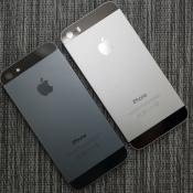 Spacegrijze iPhones