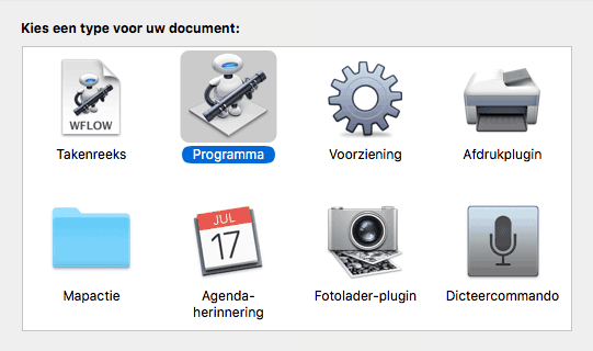 Automator-document