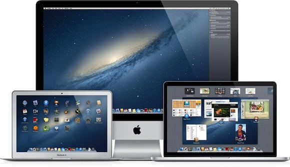 Mountain Lion op Macs