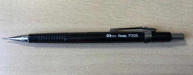 Pentel vulpotlood P205