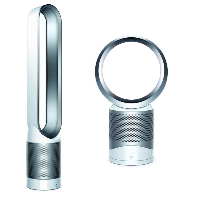 Dyson Pure Cool Link review, luchtreiniger met iPhone-app