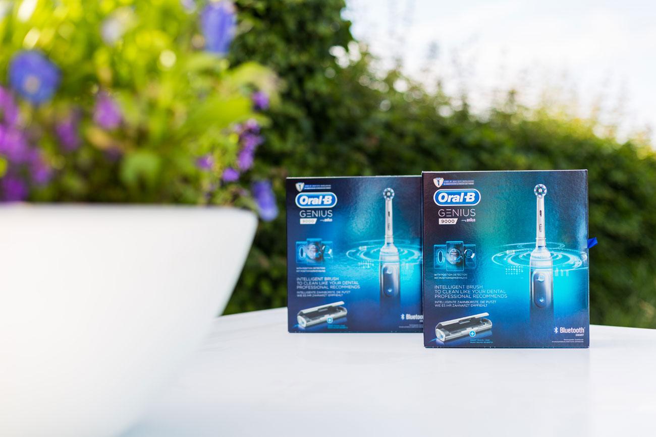 Oral B Genius-verpakking