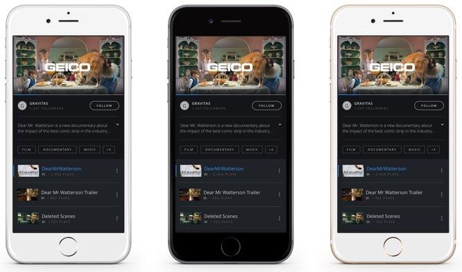 BitTorrent Now op iOS