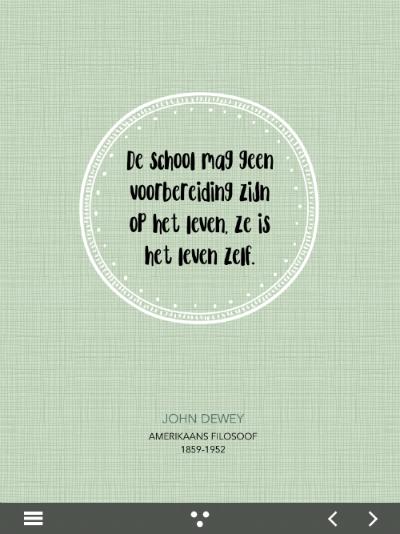 Naar School citaten