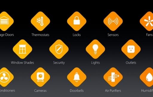 HomeKit-accessoires in iOS 10.