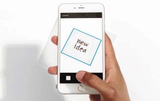 Dropbox iOS-app