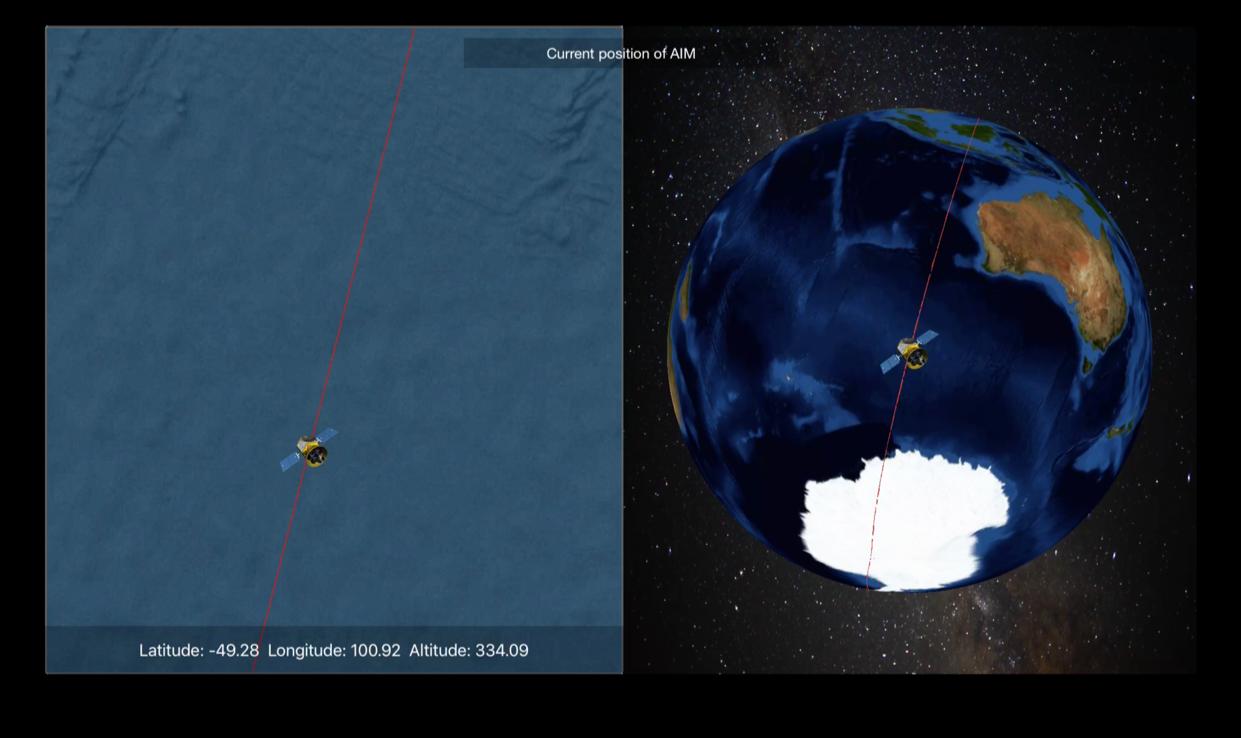 NASA-app voor Apple TV met ruimtebeelden en meer
