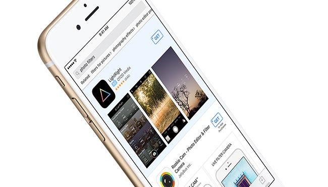 App Store-reclame 2