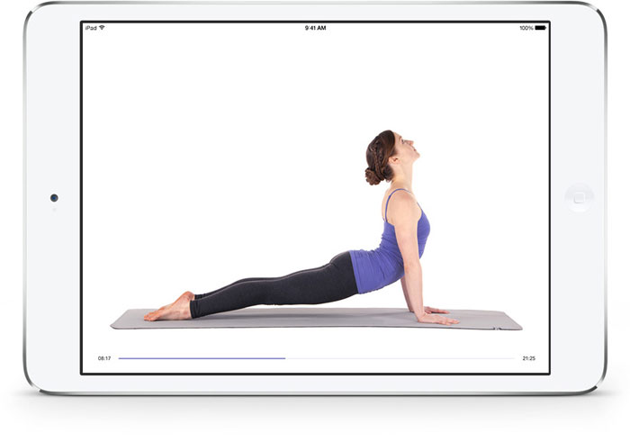 Yoga Studio-app