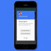 Google maakt inloggen makkelijker dankzij een pop-up op je iPhone