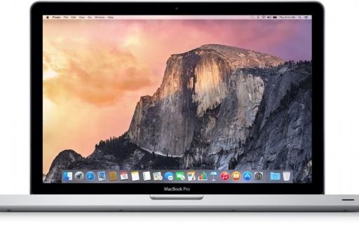 13-inch MacBook Pro zonder Retina-scherm.
