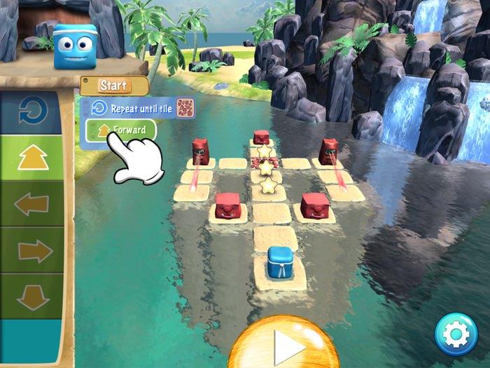 Box Island: programmeren in de oase