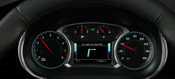 iOS 10 CarPlay virtuele cockpit