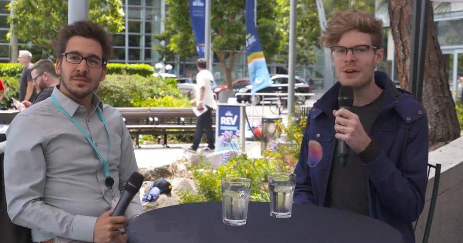 Realm interviews WWDC