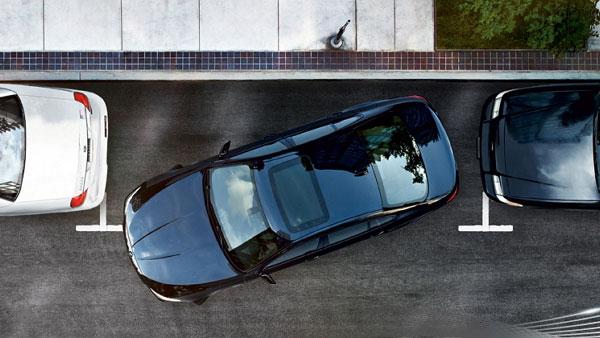 BMW Parkeren