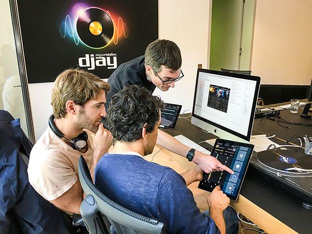 Djay Pro, winnaar Apple Design Award