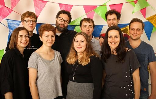 Ulysses team, winnaar Apple Design Award
