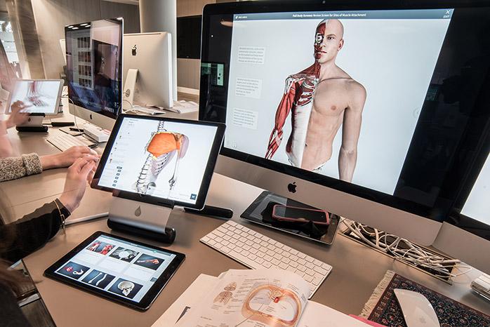 Complete Anatomy winnaar Apple Design Award