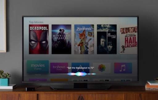 HomeKit gebruiken op Apple TV met tvOS 10.