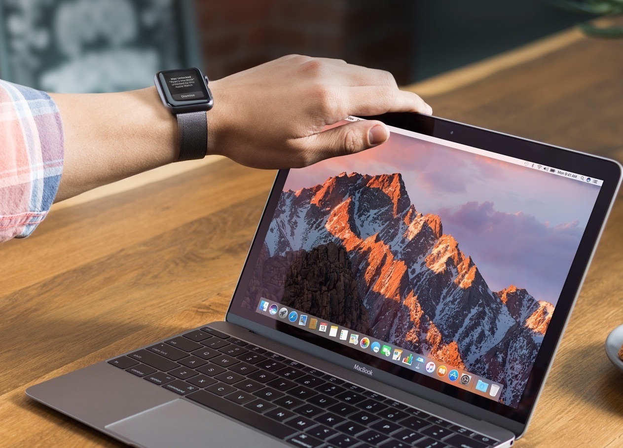 Mac ontgrendelen met je Apple Watch in macOS Sierra