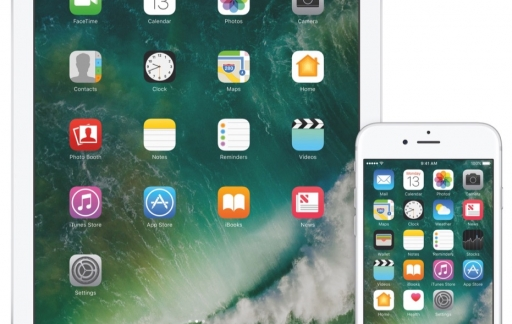 iOS 10 op de iPhone en iPad.