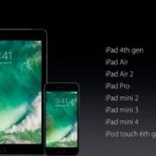 Geen iOS 10 op iPhone 4s en oudere iPads