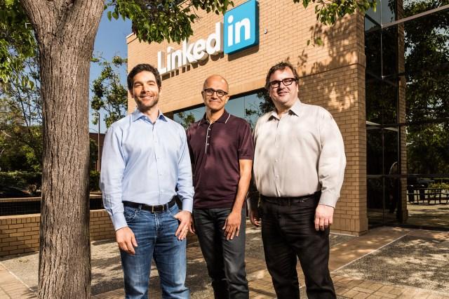 LinkedIn overname door Microsoft.