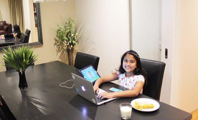 Jongste WWDC-deelnemer: dit 9-jarige meisje
