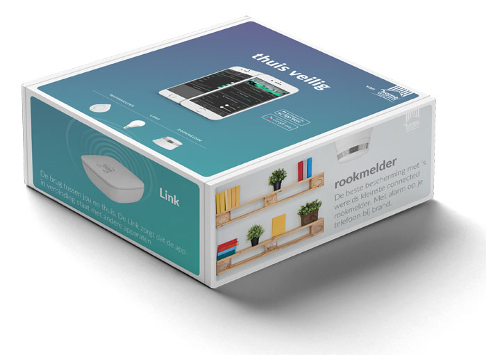 ThuisVeilig-pakket van HomeWizard en Interpolis