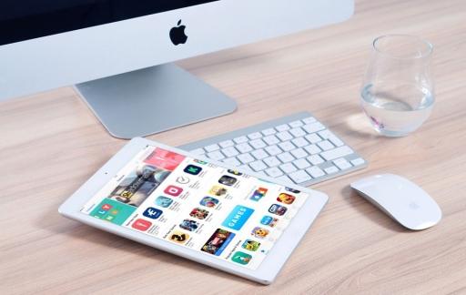 App Store op een iPad