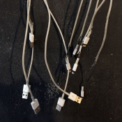 Lightning-kabel kapot? Ga tijdig omruilen in de Apple Store!