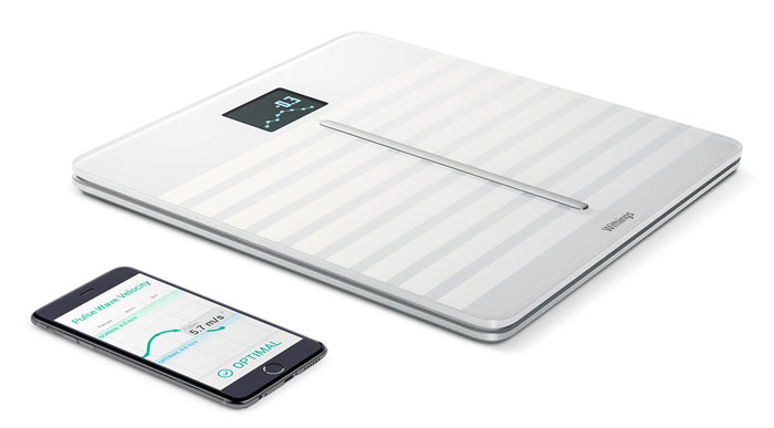 Withings Body Cardio weegschaal
