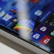 Windows op een Lumia