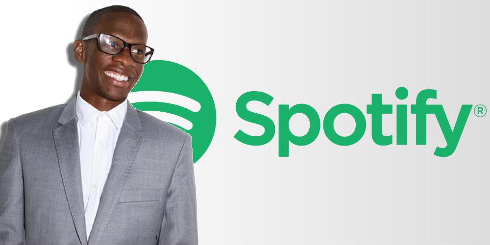 Spotify Troy Carter