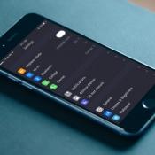 iOS 10-concept toont de donkere kant van iOS