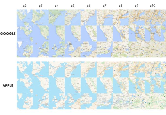 Google Maps vs Apple Kaarten: welke is de beste?