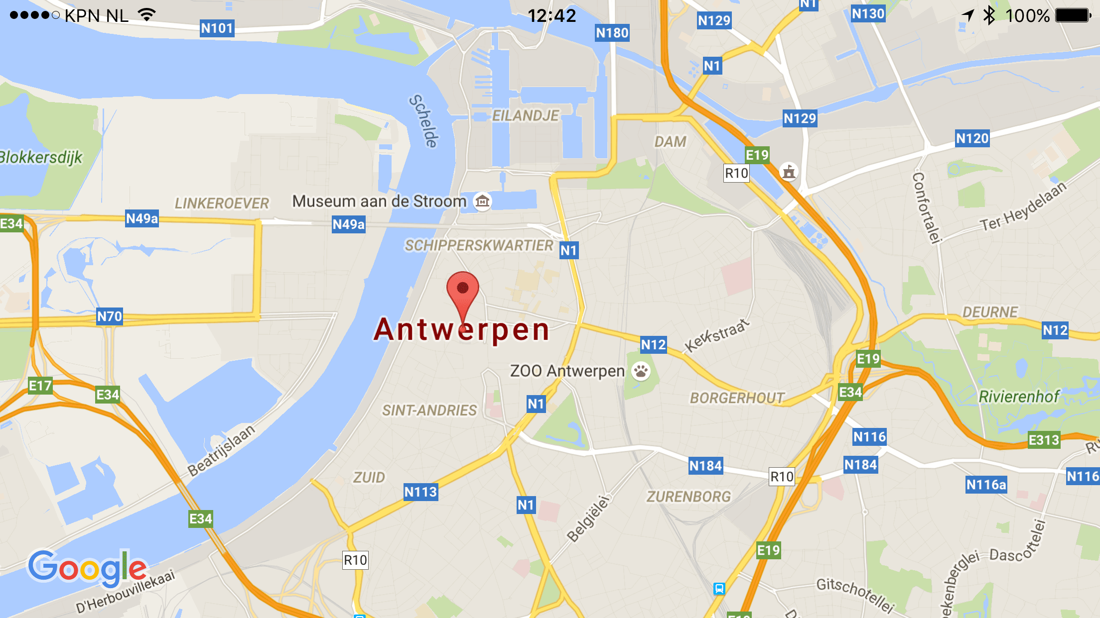 google maps en apple kaarten vergeleken welke is de beste