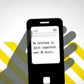 NL-Alert controlebericht om 12:00: heb jij het bericht ontvangen?