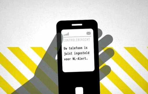 NL Alert instellen iPhone