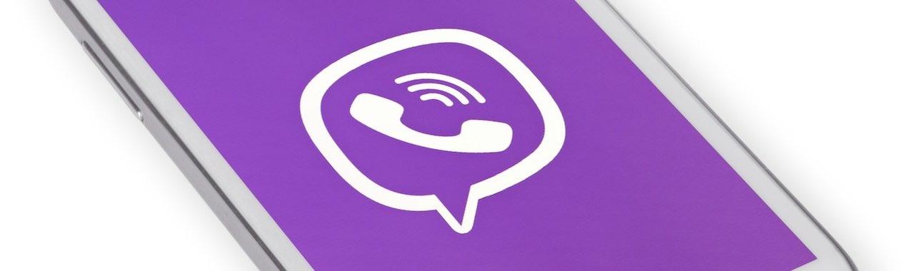Viber-app logo