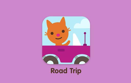 Sago Mini Road Trip voor de iPhone en iPad.