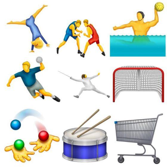 Emoji: sporten