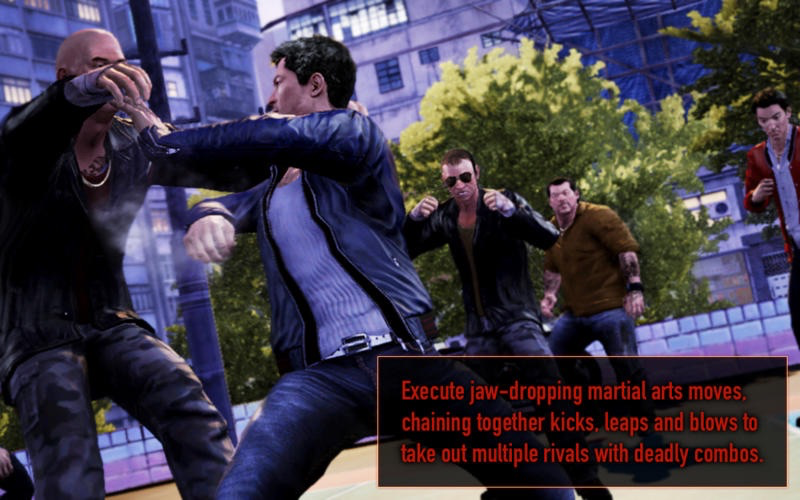 In Sleeping Dogs ben jij de agent.