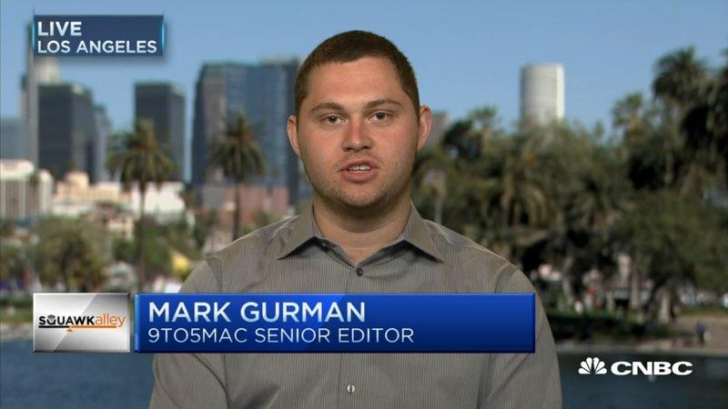 Mark Gurman interview